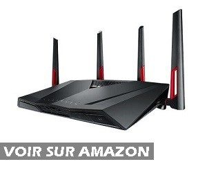 Test Asus RT AC88U