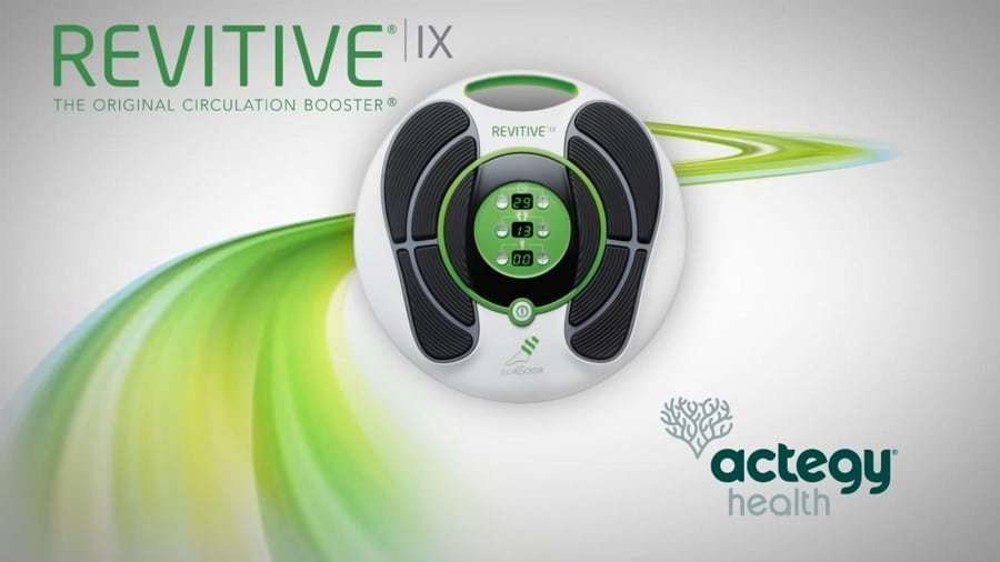 stimulateur circulatoire Revitive IX