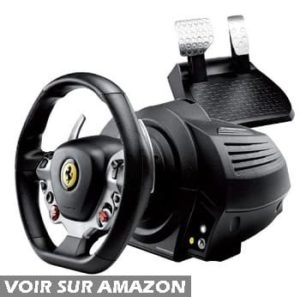 avi volant xbox one thrustmaster TX Racing Wheel Ferrari 458