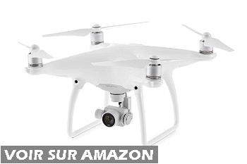 avis dji phantom 4 camera
