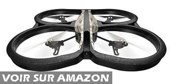 avis drone camera parrot 2.0