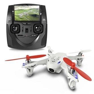 mini drone fpv husban h107 x4