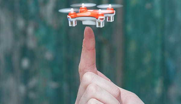 meilleur mini drone avec caméra