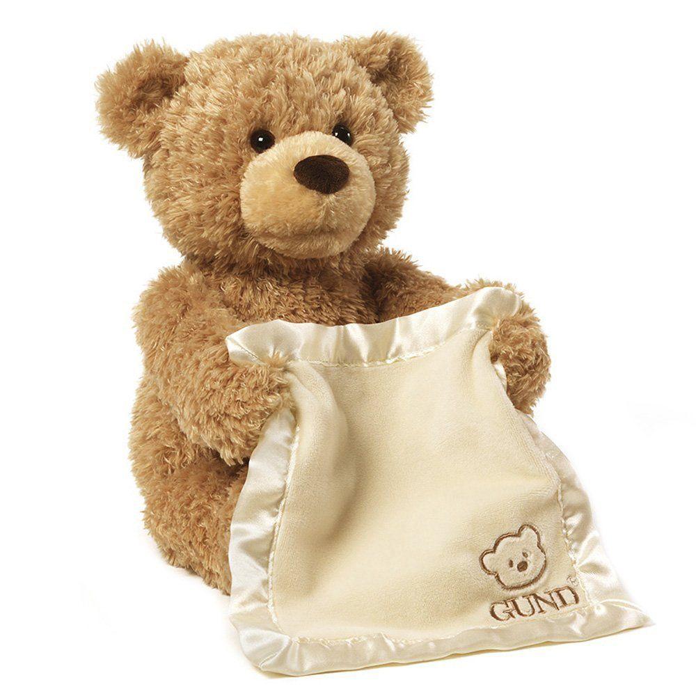 Gund, l'ours animé en peluche de 25cm