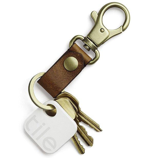 Tile (gen2) localisateur de telephone et de cles sur porte clés