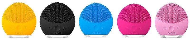 FOREO LUNA mini 2 Brosse visage en silicone doux couleur
