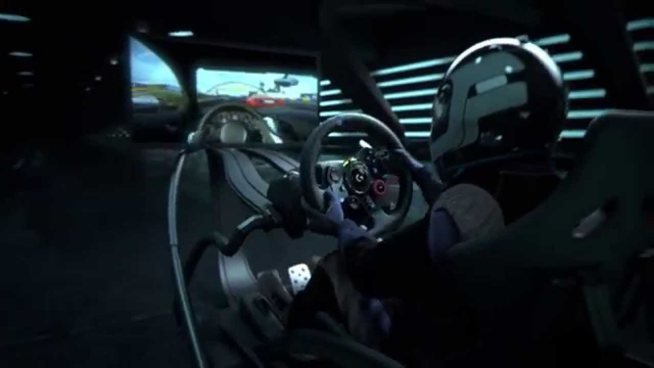 Volant Logitech G29 Driving Forcepour PC, PS3 et PS4