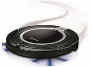 Philips FC871001 Aspirateur robot SmartPro - design Ultra fin
