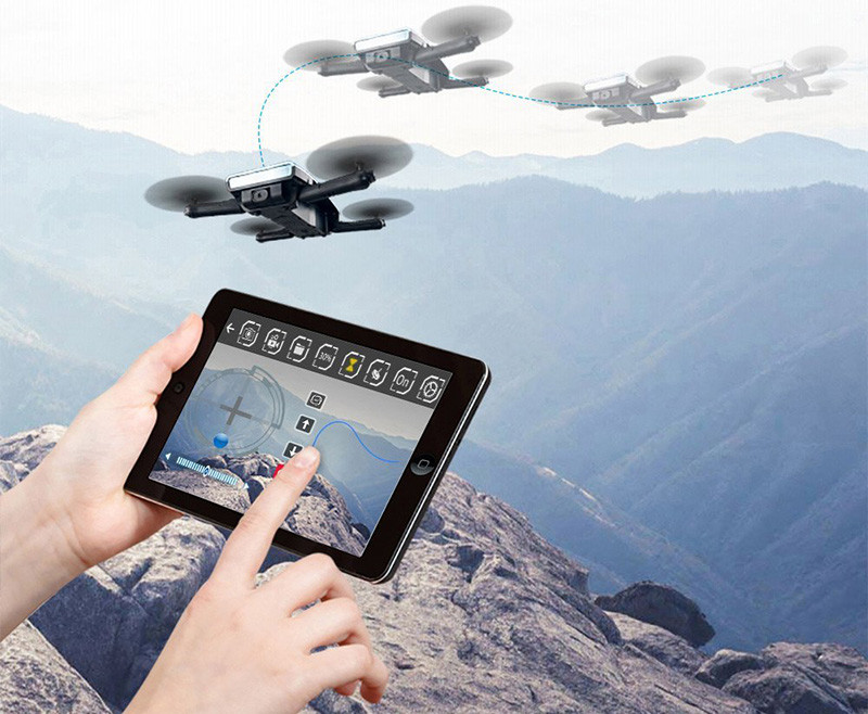 Goolsky JJR C H47 Quadcopter 720P Caméra WIFI FPV Drone