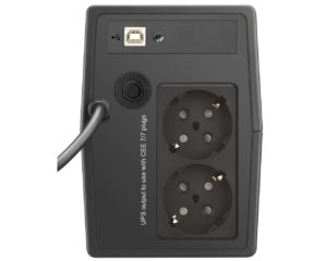 Infosec X2 LCD Touch Onduleur 1000 VA Prises FRSCHUKO