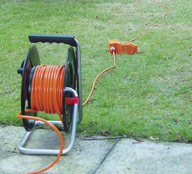 Meilleurs Enrouleurs Électriques spécial jardin