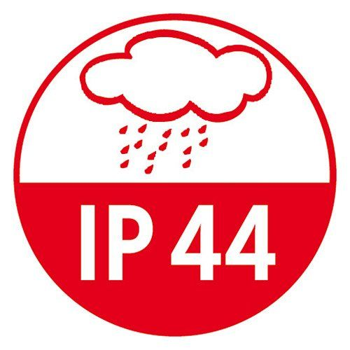 Norme sécurité IP 44