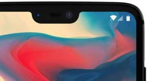 OnePlus 6 Smartphone Débloqué 4G - Notch - Encoche