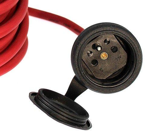 as - Schwabe 860262 Rallonge électrique mono 250 V-16 A