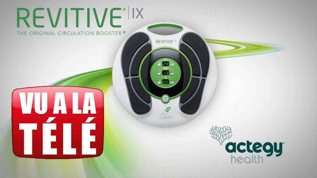 Test et Avis sur le Revitive IX Circulation - Meilleur Stimulateur Circulatoire