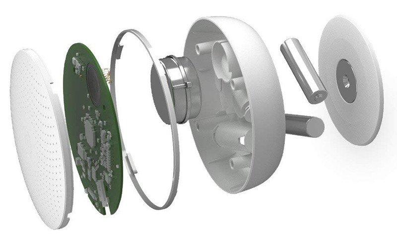 Airthings Wave Smart détecteur de Radon - détails