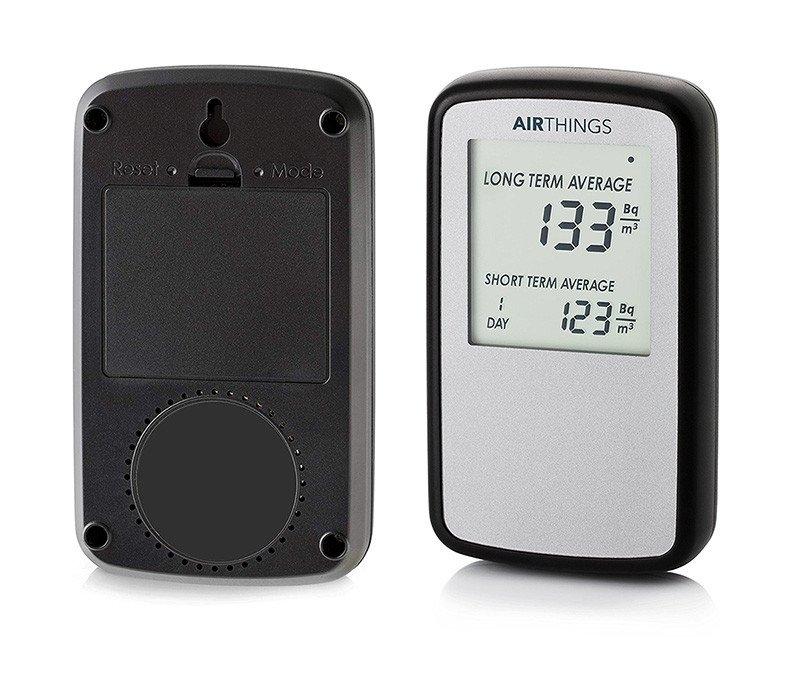 Corentium Home par AirThings, Detecteur de gas radon