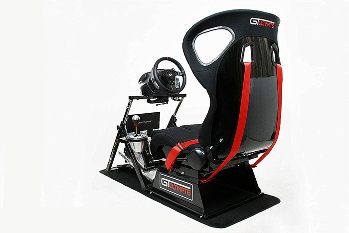 NEXT LEVEL RACING GTUltimate V2 - Cockpit de Simulation de Course - PC - Consoles