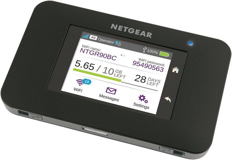 Netgear AC790-100EUS Hotspot Mobile 4G+
