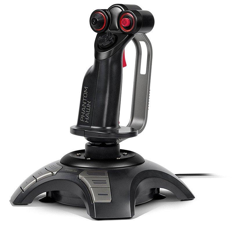 Speedlink Phantom Hawk Joystick pour Jeux et Simulateurs de Vol
