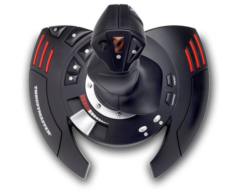 ThrustMaster T.Flight Stick - Joystick configuration directe un décollage immédiat - PC
