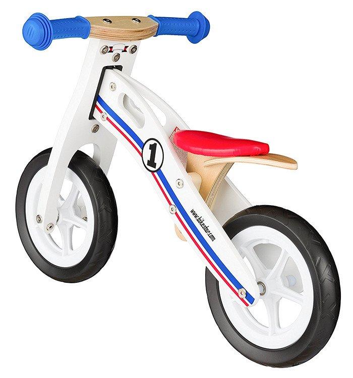Bikestar Vélo Draisienne Enfants en bois pour garcons et filles de 2-3 ans