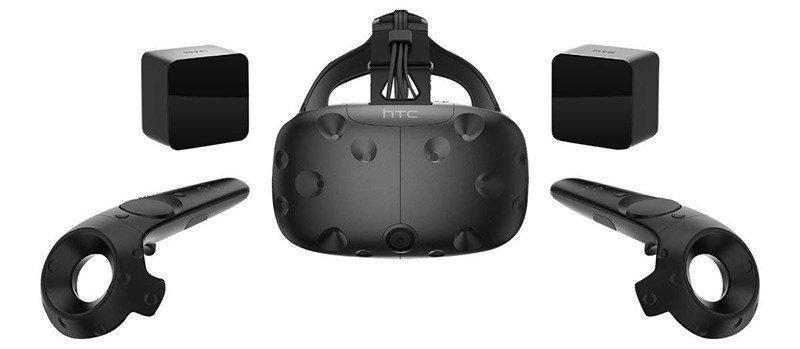 Casque de réalité virtuelle HTC Vive - Pack