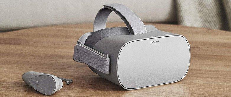 Oculus Go - Casque de Réalité Virtuelle - Casque VR - test