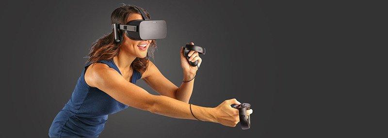 Pack Oculus Rift + Touch + 2 capteurs - Test