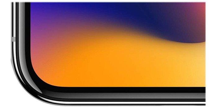 Apple iPhone X Smartphone débloqué 4G - écran