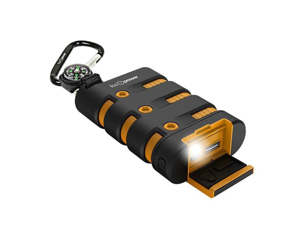 FosPower PowerActive 10200mAh - batterie externe
