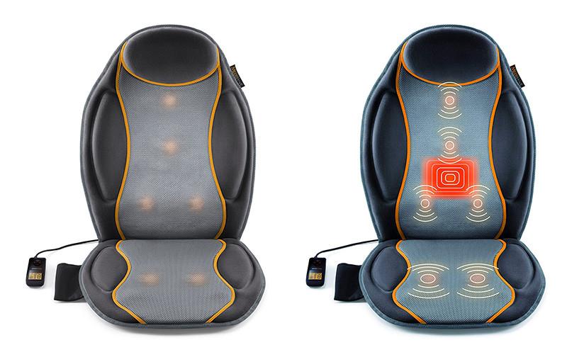 Medisana MC 810 Dispositif de siège de massage par vibration