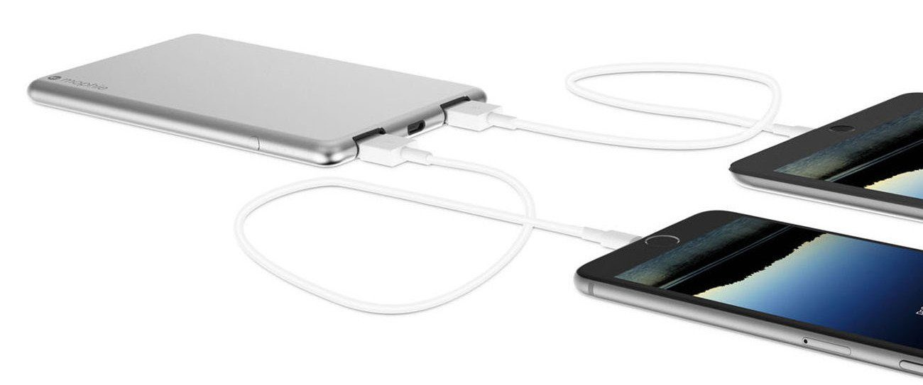 Les chargeurs de téléphones portables génériques augmentent