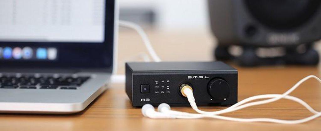 Pourquoi un DAC audio USB externe est meilleur