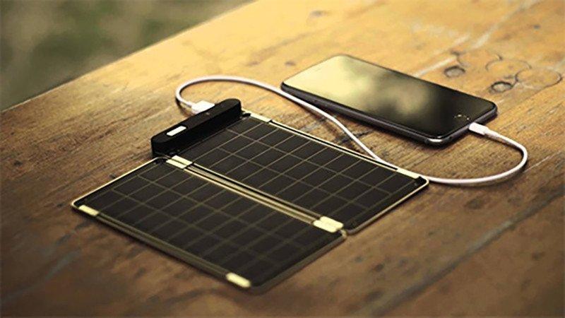 Quellebatterieexterneouquelchargeurportablesolaire