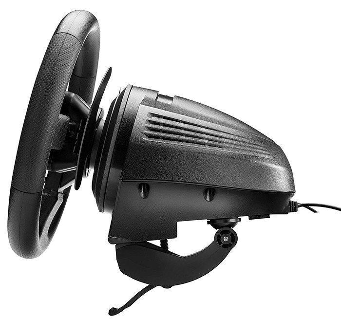 Volant ThrustMaster - Volant TMX Pro + Pédalier - Précision extrême en Course - Xbox One