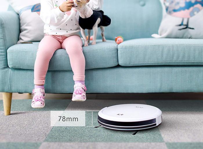 eufy Robot Aspirateur RoboVac 11 Robot Autonome à Aspiration Puissante