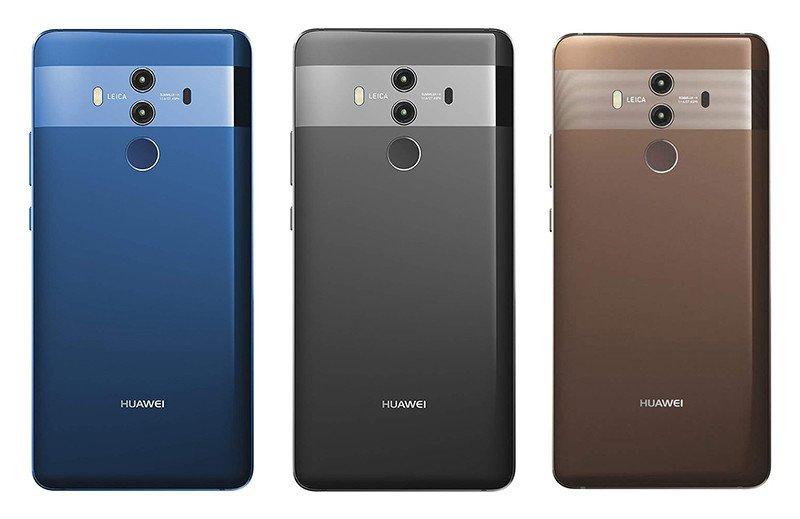 Huawei Mate 10 Pro Smartphone portable débloqué 4G