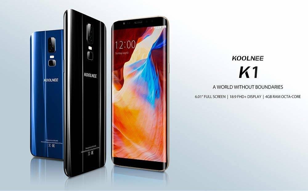 KOOLNEE K1 Smartphone Débloqué 4G Portable