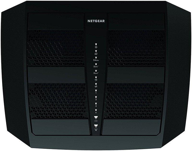 NETGEAR R8000P-100EUS Routeur Wifi Tri-Band avec Technologie MU-MIMO Nighthawk X6S