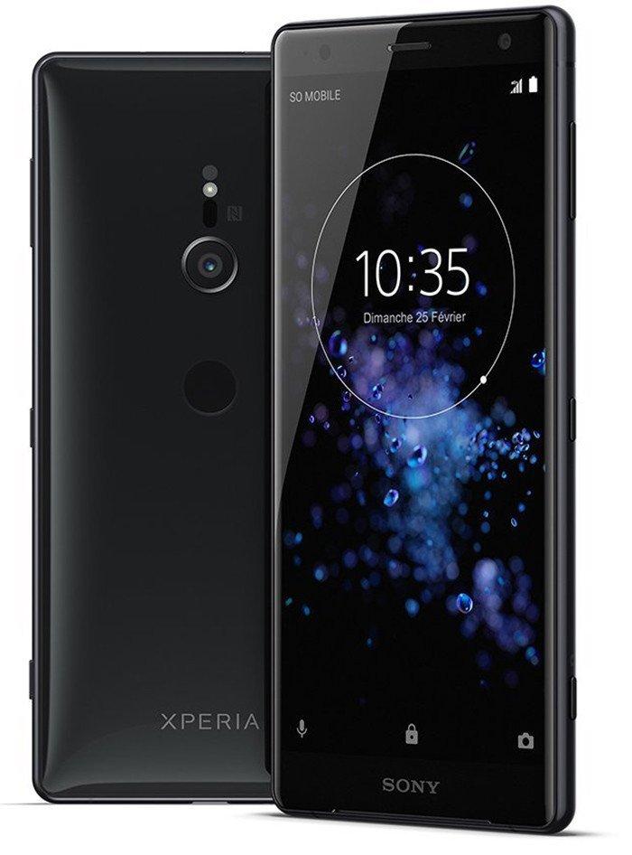 Sony Xperia XZ2 Smartphone portable débloqué 4G