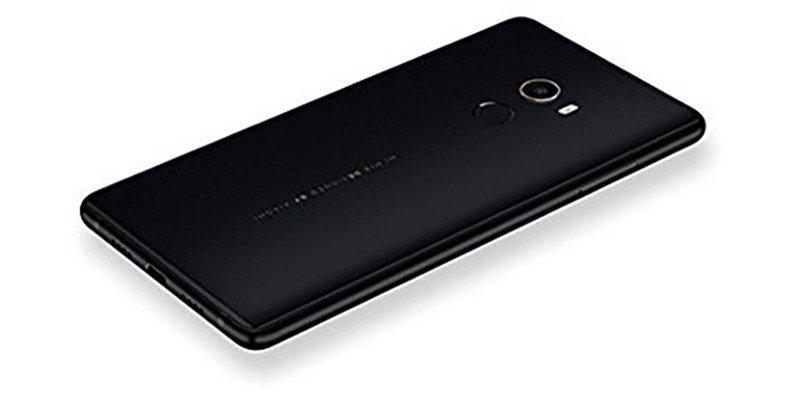 Xiaomi Mi Mix 2 LTE-Dual-SIM Smartphone