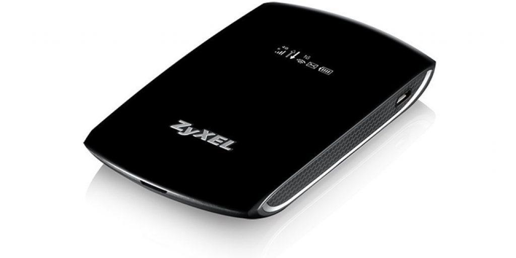 Zyxel 802. 11ac Hotspot Routeur de Voyage 4G LTE-A