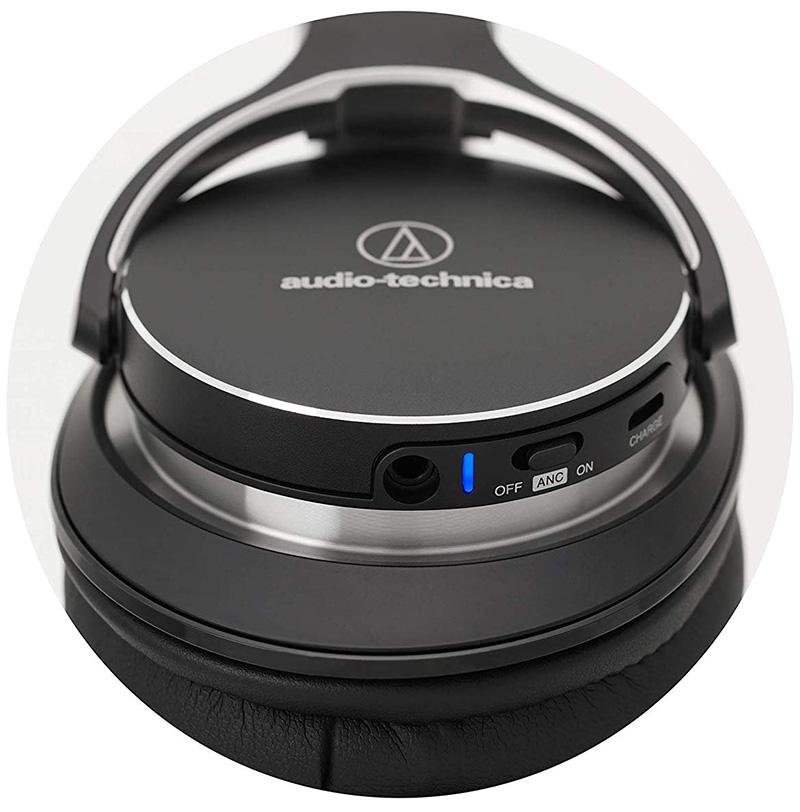 Audio-Technica ATH-MSR7NC Casque PC Gaming