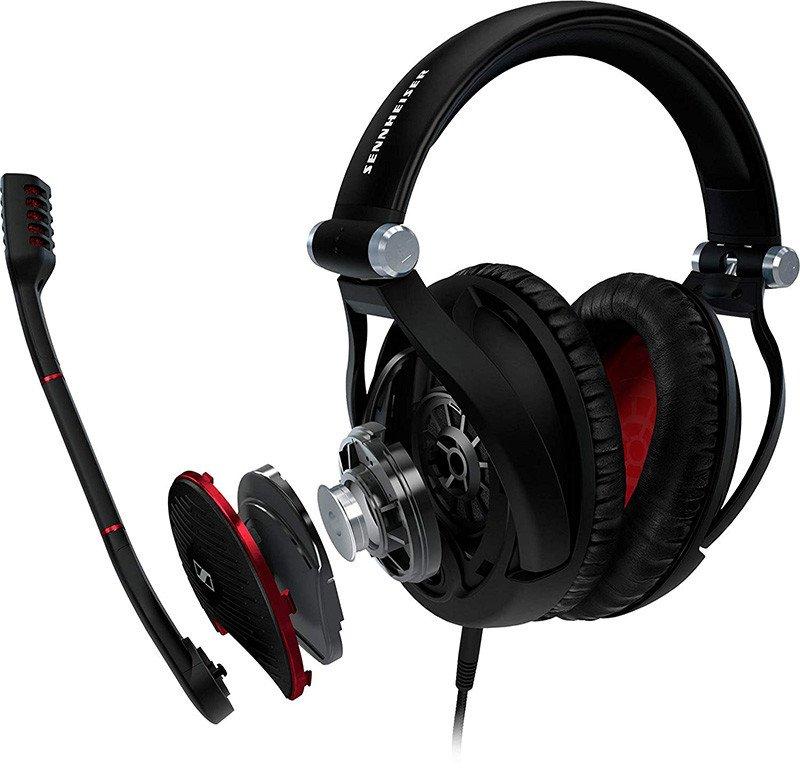 Sennheiser GAME ZERO Micro-casque Pro Gaming bloqueur de bruit Noir