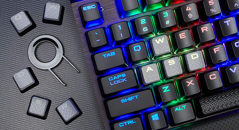 Corsair K70 LUX RGB Clavier Gaming