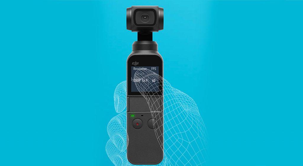 DJI Osmo Pocket 3 Axes une prise en main confortable