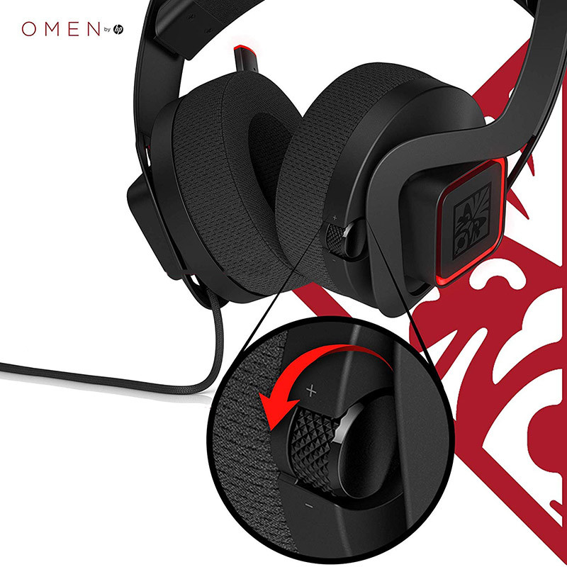 Omen Casque Mindframe HP Frostcap Technology