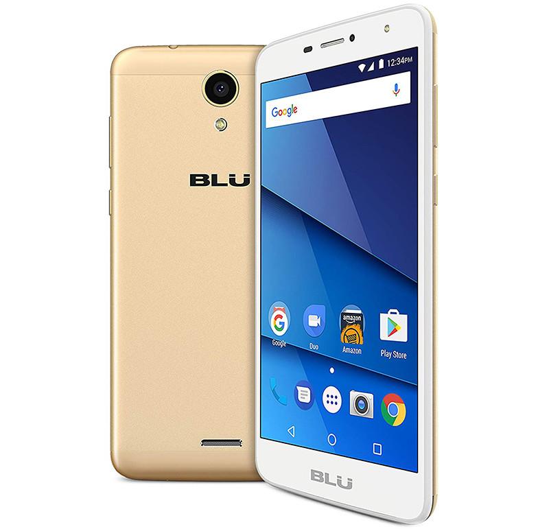 BLU Studio Mega -Smartphone portable débloqué