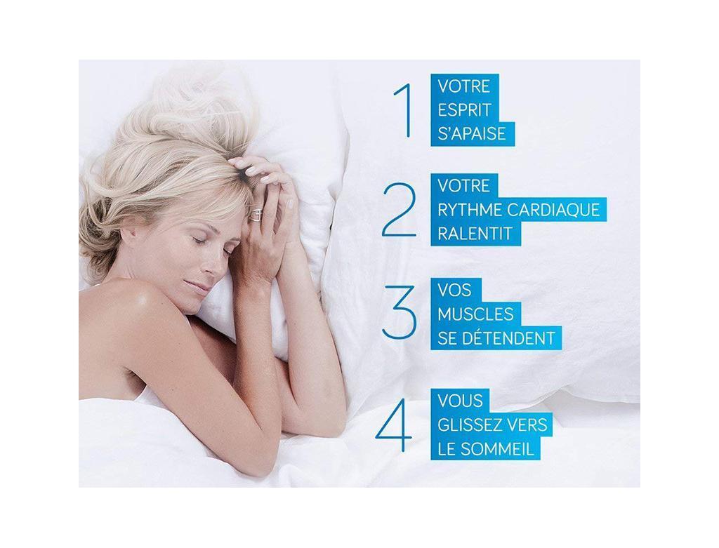 HOLI - GoodVibes Activateur de sommeil 89% d'efficacité